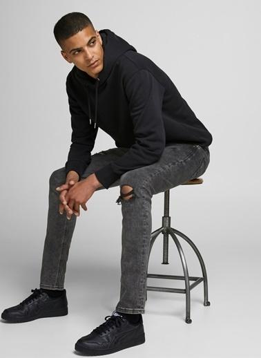 Jack & Jones Jack & Jones 12169319 Siyah Denim Pantolon Siyah